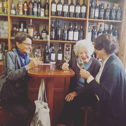 vinothek bei der oper graz gemuetlich wein trinken